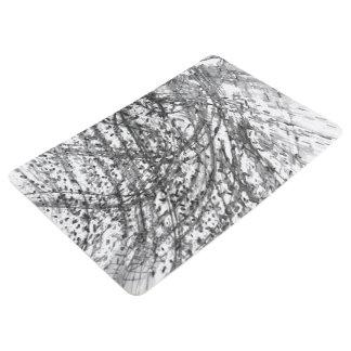 芸術家によるC.L.ブラウンインク洗浄フロアマット フロアマット