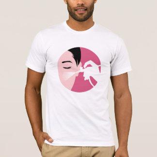 芸術家のエアブラシを構成して下さい Tシャツ