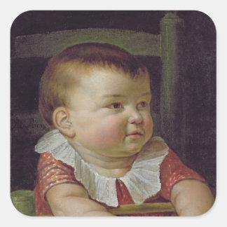 芸術家のオットーSigismund息子、1805年 スクエアシール