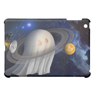芸術家のハロウィンのイラストレーション iPad MINI カバー