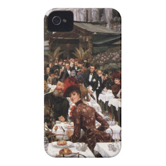 芸術家の女性ファインアート Case-Mate iPhone 4 ケース