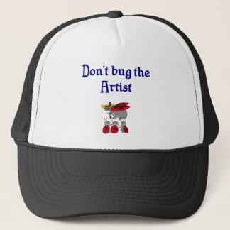 芸術家の帽子を煩わせないで下さい キャップ