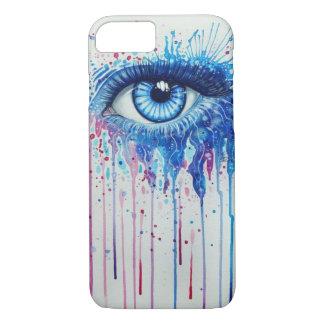 芸術家の目 iPhone 7ケース