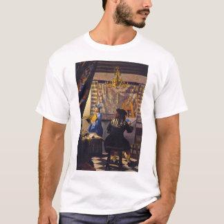 芸術家のStudio', Jan_Dutchのマスター Tシャツ
