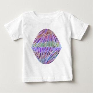 芸術家は壮大な水晶宝石を作成しました ベビーTシャツ