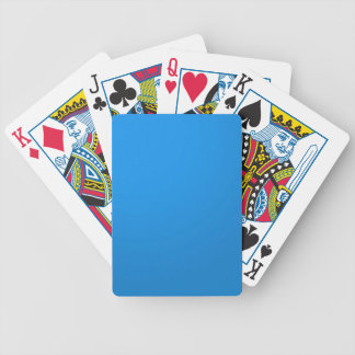 芸術家は青い色の陰を作成しました: txt nのイメージを加えて下さい バイスクルトランプ