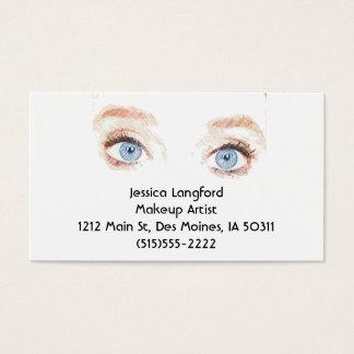 芸術家カードを構成して下さい 名刺