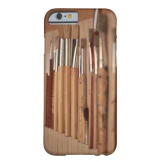 芸術家用具-絵筆のiPhone6ケース Barely There iPhone 6 ケース