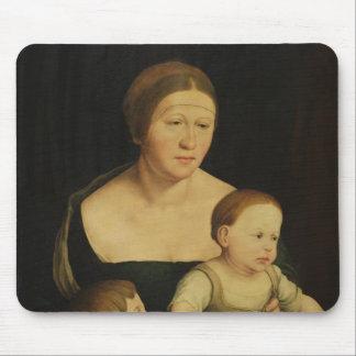 芸術家、c.1528の慈善か系列 マウスパッド