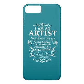 芸術家 iPhone 8 PLUS/7 PLUSケース