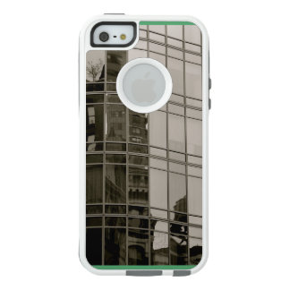 芸術的な元の都市scapeユニークな電話箱 オッターボックスiPhone SE/5/5s ケース