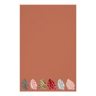 芸術的な紅葉 便箋