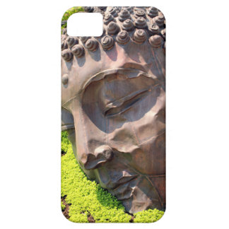 芸術的な頭部 iPhone SE/5/5s ケース