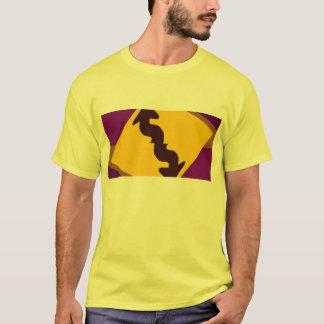 芸術的:  矢 Tシャツ