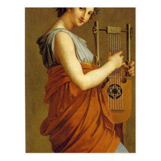 芸術、富、喜びおよび哲学: ポストカード