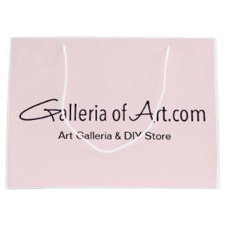 芸術.com -ギフトバッグのガレリア ラージペーパーバッグ