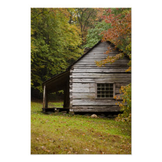 芽は家、国民素晴らしい煙山をものほしげに見ます ポスター
