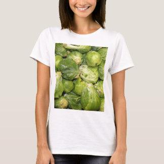 芽キャベツ Tシャツ