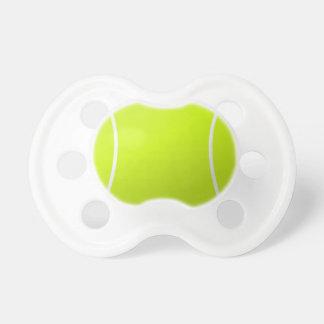 若いテニスファンのためのテニス・ボールのベビーの調停者! おしゃぶり