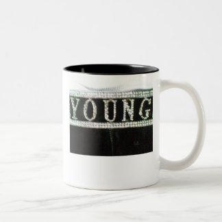 若いマグ ツートーンマグカップ