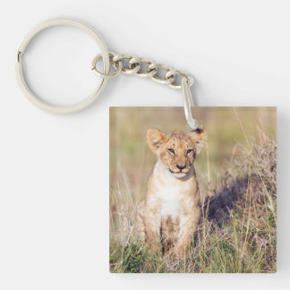 若いライオン キーホルダー