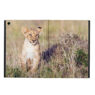 若いライオン iPad AIRケース