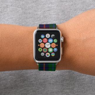 若い一族の格子縞のAppleの時計バンド Apple Watchバンド