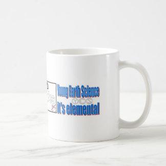 若い地球科学のマグ コーヒーマグカップ