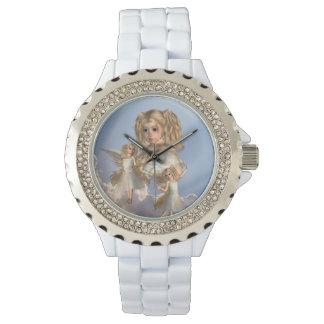 若い天使 腕時計