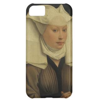 若い女性のRogier van der Weyden- Portrait iPhone5Cケース