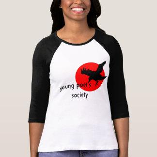 若い詩人の社会 Tシャツ