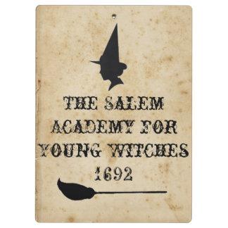若い魔法使いのためのサレムアカデミー クリップボード