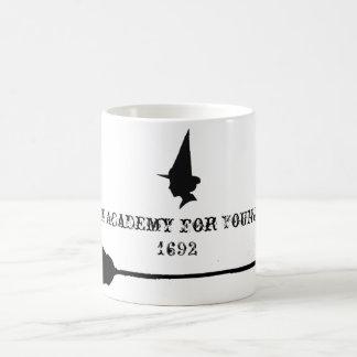若い魔法使いのためのサレムアカデミー コーヒーマグカップ