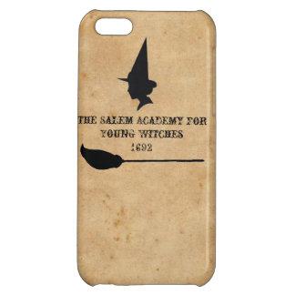 若い魔法使いのためのサレムアカデミー iPhone 5C カバー