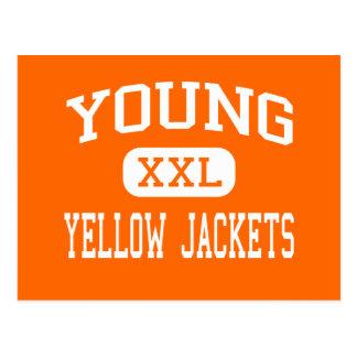 若い-救命ジャケツ-高Knoxville ポストカード