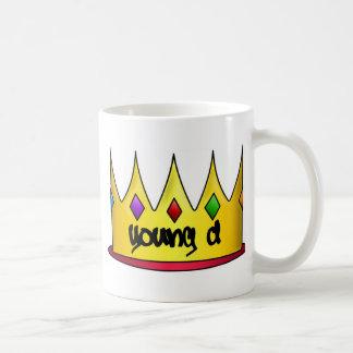若いD Souljaプロダクト コーヒーマグカップ