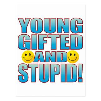 若く愚かな生命B ポストカード