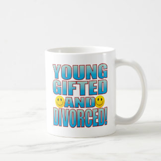 若者によって離婚される生命B コーヒーマグカップ