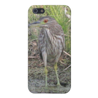 若者によって黒戴冠させる夜鷲のiPhone 4/4s Speck iPhone 5 Cover
