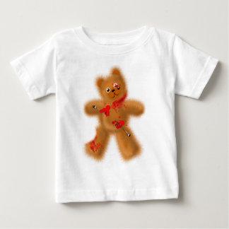 苦しめられたテッド ベビーTシャツ