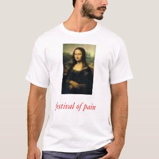 苦痛のフェスティバル Tシャツ