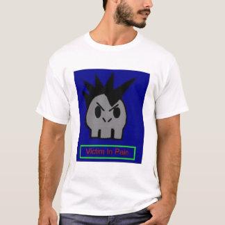 苦痛のTシャツの犠牲者 Tシャツ
