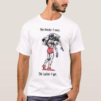 苦闘すること、 Tシャツ