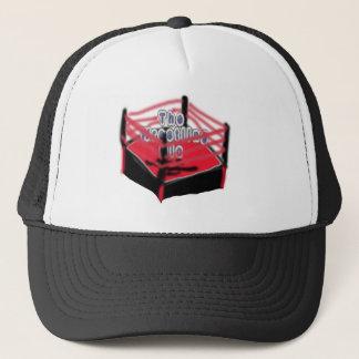 苦闘するMicのロゴの帽子 キャップ