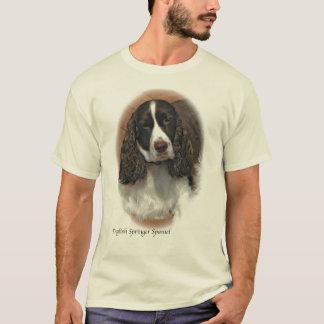 英国のスプリンガースパニエルのTシャツ Tシャツ