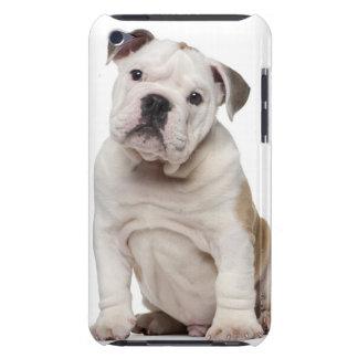 英国のブルドッグの子犬(2か月古い) Case-Mate iPod TOUCH ケース