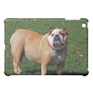 英国のブルドッグのipadの場合、ギフトのアイディア iPad miniケース