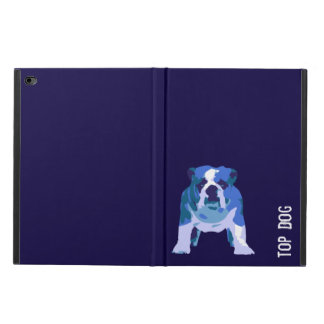 英国のブルドッグのiPadの場合 Powis iPad Air 2 ケース
