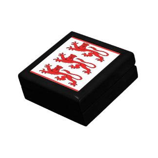 英国のライオンの旗のギフト用の箱 ギフトボックス