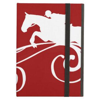 英国の乗馬の華麗さ iPad AIRケース